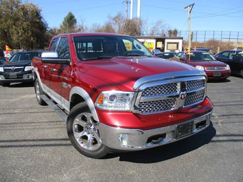 2013 RAM Ram Pickup 1500 for sale at Unlimited Auto Sales Inc. in Mount Sinai NY