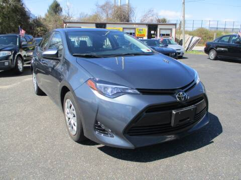 2017 Toyota Corolla for sale at Unlimited Auto Sales Inc. in Mount Sinai NY