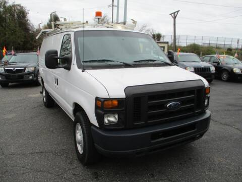 2009 Ford E-Series Cargo for sale at Unlimited Auto Sales Inc. in Mount Sinai NY