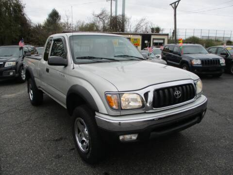2003 Toyota Tacoma for sale at Unlimited Auto Sales Inc. in Mount Sinai NY