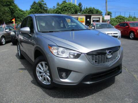 2014 Mazda CX-5 for sale at Unlimited Auto Sales Inc. in Mount Sinai NY