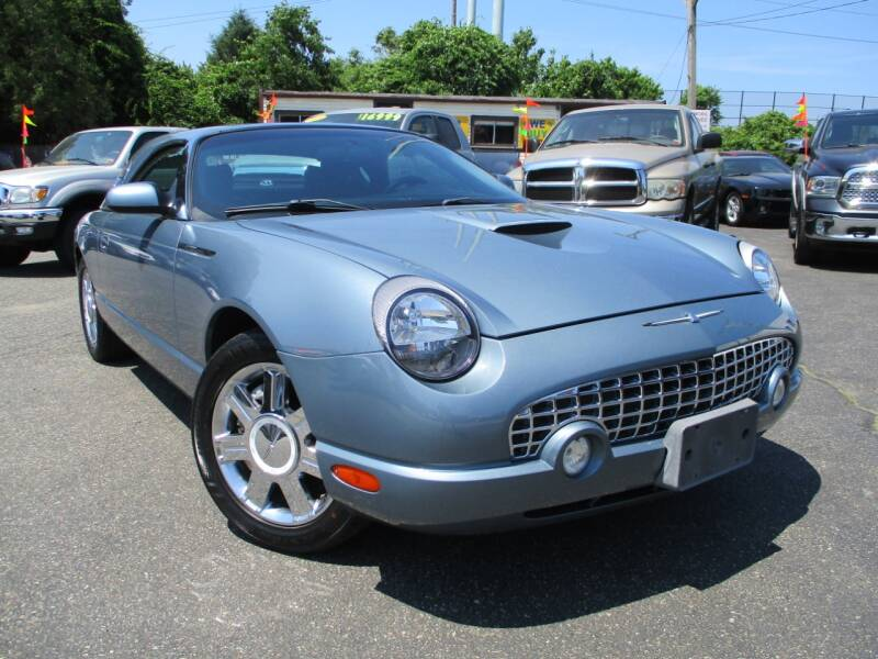 2005 Ford Thunderbird for sale at Unlimited Auto Sales Inc. in Mount Sinai NY