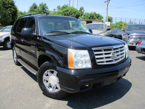 2004 Cadillac Escalade for sale at Unlimited Auto Sales Inc. in Mount Sinai NY