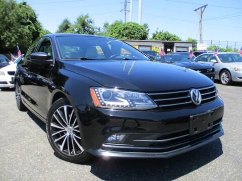 2016 Volkswagen Jetta for sale at Unlimited Auto Sales Inc. in Mount Sinai NY
