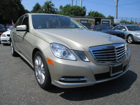 2013 Mercedes-Benz E-Class for sale at Unlimited Auto Sales Inc. in Mount Sinai NY