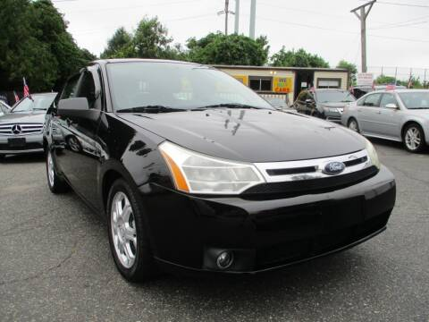 2009 Ford Focus for sale at Unlimited Auto Sales Inc. in Mount Sinai NY