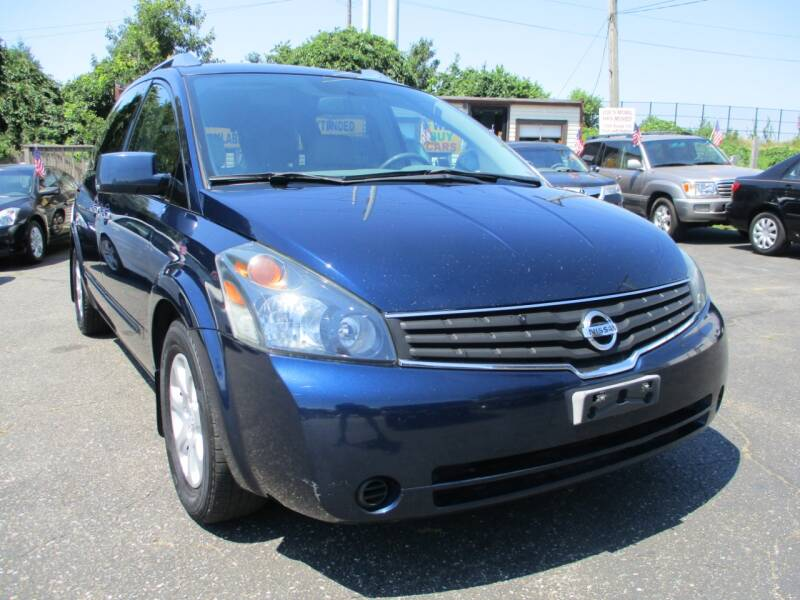 2007 Nissan Quest for sale at Unlimited Auto Sales Inc. in Mount Sinai NY