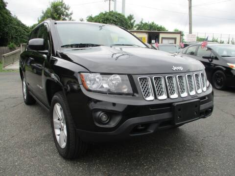 2014 Jeep Compass for sale at Unlimited Auto Sales Inc. in Mount Sinai NY