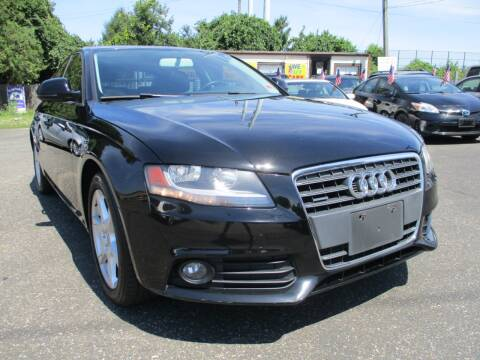 2009 Audi A4 for sale at Unlimited Auto Sales Inc. in Mount Sinai NY