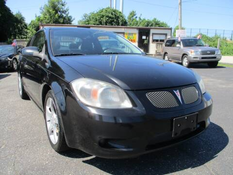 2008 Pontiac G5 for sale at Unlimited Auto Sales Inc. in Mount Sinai NY