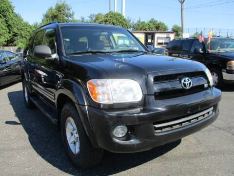 2007 Toyota Sequoia for sale at Unlimited Auto Sales Inc. in Mount Sinai NY