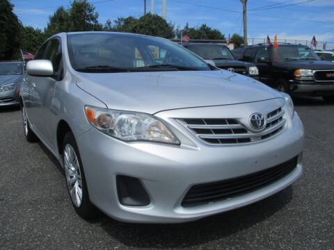 2013 Toyota Corolla for sale at Unlimited Auto Sales Inc. in Mount Sinai NY