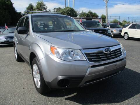 2009 Subaru Forester for sale at Unlimited Auto Sales Inc. in Mount Sinai NY