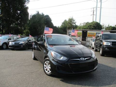 2012 Hyundai Accent for sale at Unlimited Auto Sales Inc. in Mount Sinai NY