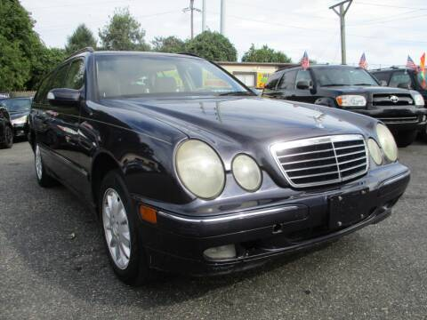 2002 Mercedes-Benz E-Class for sale at Unlimited Auto Sales Inc. in Mount Sinai NY
