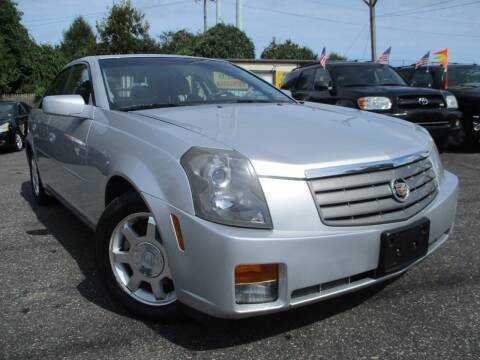 2003 Cadillac CTS for sale at Unlimited Auto Sales Inc. in Mount Sinai NY