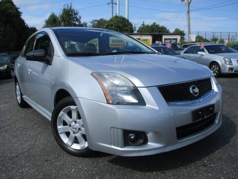 2012 Nissan Sentra for sale at Unlimited Auto Sales Inc. in Mount Sinai NY