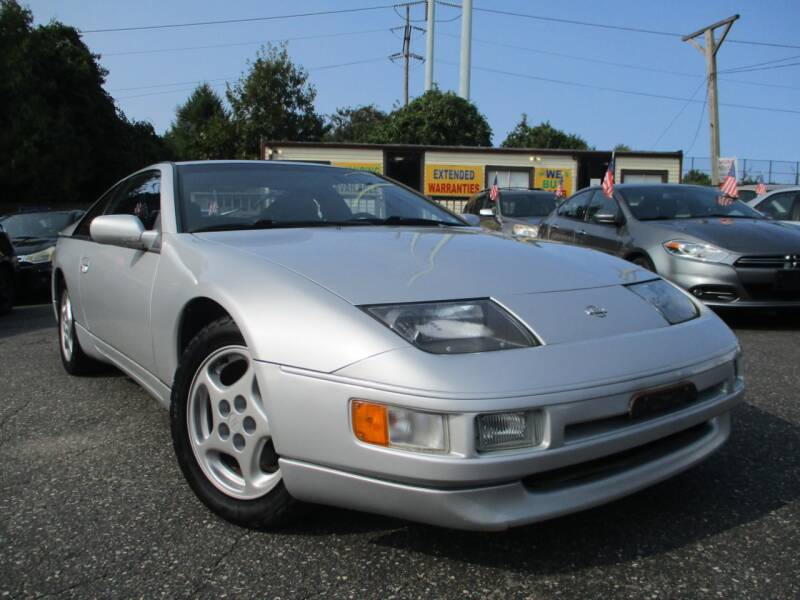 1995 Nissan 300ZX for sale at Unlimited Auto Sales Inc. in Mount Sinai NY