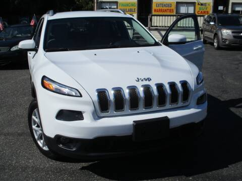 2015 Jeep Cherokee for sale at Unlimited Auto Sales Inc. in Mount Sinai NY