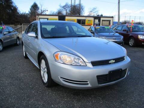 2012 Chevrolet Impala for sale at Unlimited Auto Sales Inc. in Mount Sinai NY