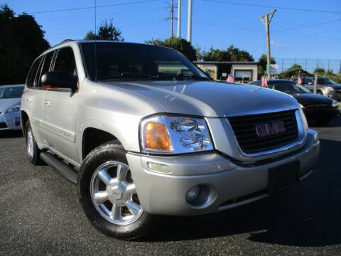2004 GMC Envoy for sale at Unlimited Auto Sales Inc. in Mount Sinai NY