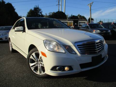 2010 Mercedes-Benz E-Class for sale at Unlimited Auto Sales Inc. in Mount Sinai NY