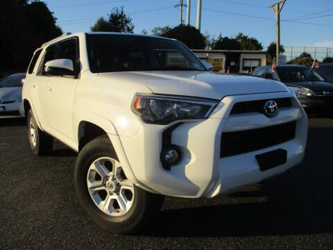 2016 Toyota 4Runner for sale at Unlimited Auto Sales Inc. in Mount Sinai NY