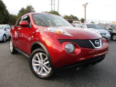2011 Nissan JUKE for sale at Unlimited Auto Sales Inc. in Mount Sinai NY