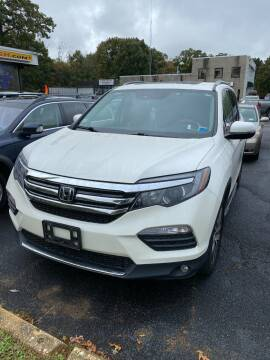 2017 Honda Pilot for sale at Unlimited Auto Sales Inc. in Mount Sinai NY