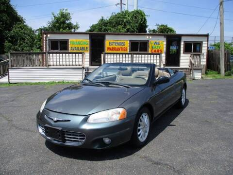 2003 Chrysler Sebring for sale at Unlimited Auto Sales Inc. in Mount Sinai NY
