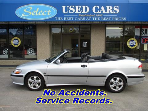 2003 Saab 9-3 for sale in Medway, MA