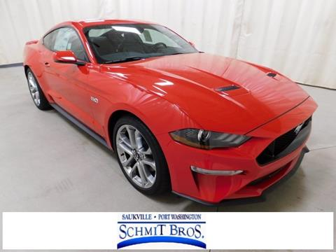 2019 Ford Mustang for sale in Saukville, WI