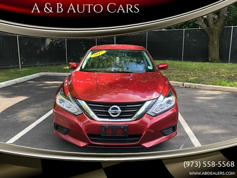2017 Nissan Altima for sale in Newark, NJ
