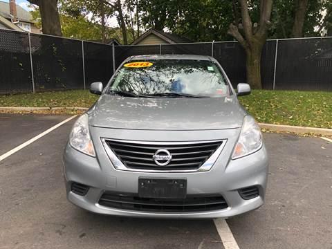 2013 Nissan Versa for sale in Newark, NJ