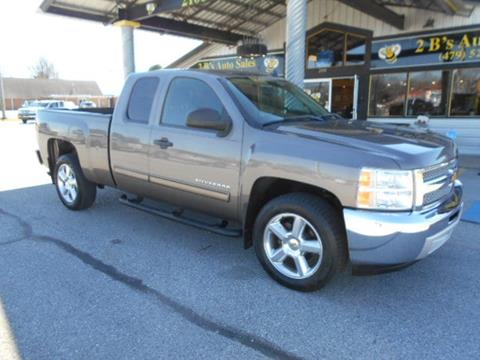 2012 Chevrolet Silverado 1500 for sale in Siloam Springs, AR