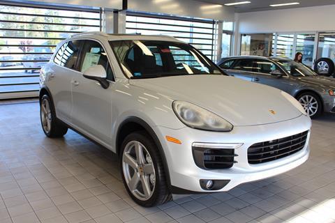2018 Porsche Cayenne for sale in Bellingham, WA