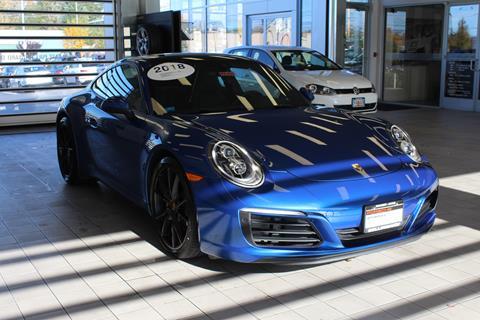 2018 Porsche 911 for sale in Bellingham, WA