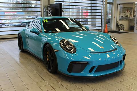 2018 Porsche 911 for sale in Bellingham, WA