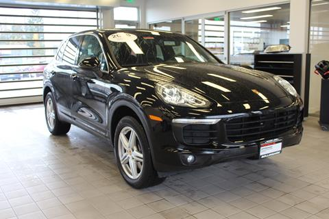 2018 Porsche Cayenne for sale in Bellingham, WA