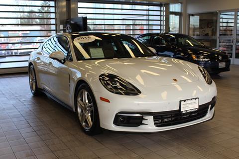 2018 Porsche Panamera for sale in Bellingham, WA