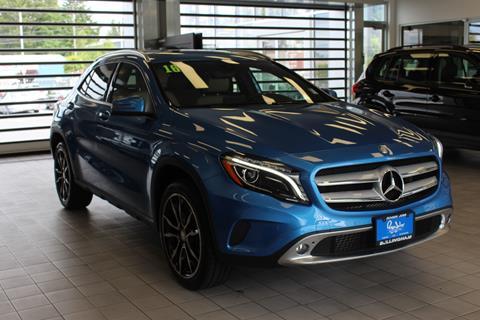 2016 Mercedes-Benz GLA for sale in Bellingham, WA