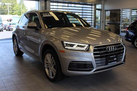 2018 Audi Q5 for sale in Bellingham, WA