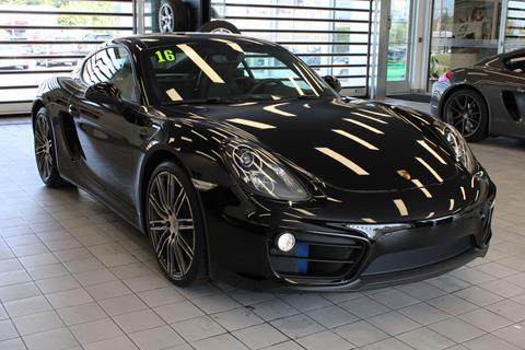 2016 Porsche Cayman for sale in Bellingham, WA