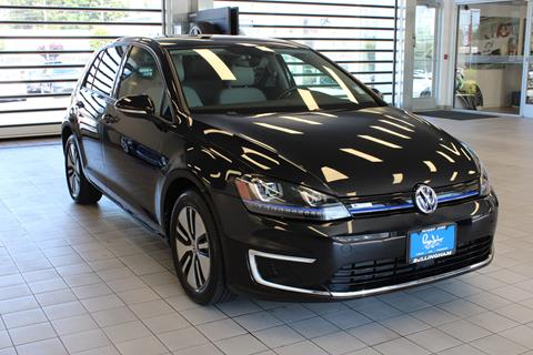 2016 Volkswagen e-Golf for sale in Bellingham, WA