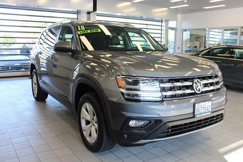 2018 Volkswagen Atlas for sale in Bellingham, WA
