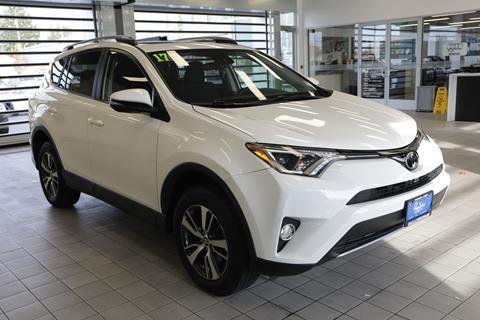 2017 Toyota RAV4 for sale in Bellingham, WA
