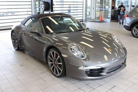 2013 Porsche 911 Carrera S for sale at Roger Jobs Motors in Bellingham WA