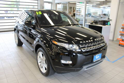 2015 Land Rover Range Rover Evoque Pure Premium for sale at Roger Jobs Motors in Bellingham WA