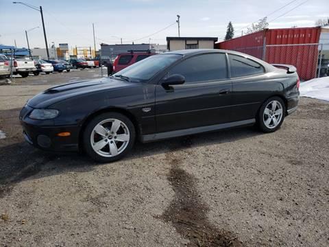 2005 Pontiac GTO for sale in Spokane, WA