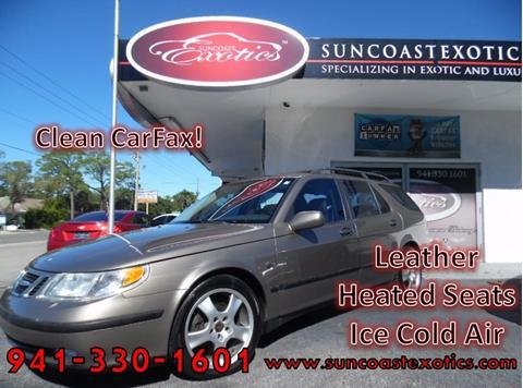 2002 Saab 9-5 for sale in Sarasota, FL